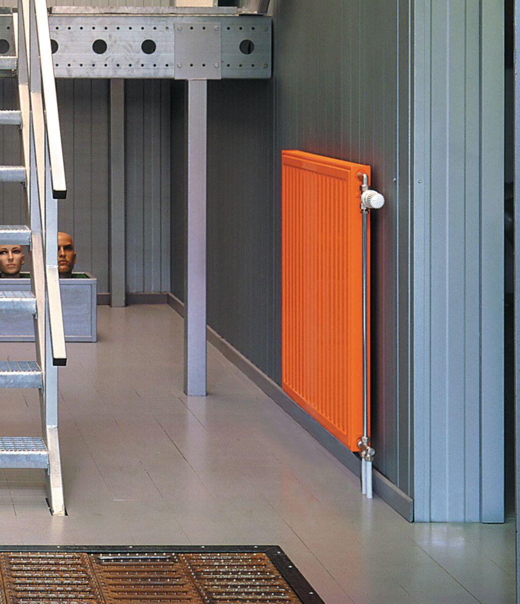 F201106007510300 Radiateur eau chaude Compact Type 11 H:600 L:750 R/éf KMP116000750